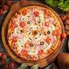 Фото к позиции меню Пицца Капричеза
