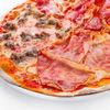 Фото к позиции меню Пицца Кватро карни