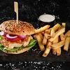 Фото к позиции меню Сэндвич Классика