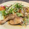 Фото к позиции меню Цыпленок с микс-салатом
