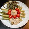 Фото к позиции меню Ассорти из домашних солений