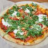 Фото к позиции меню Пицца со страчателлой