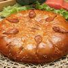 Фото к позиции меню Пирог с кетой и брокколи