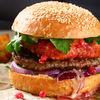 Фото к позиции меню Баран бургер
