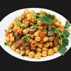 Фото к позиции меню Нухут с телятиной в соусе