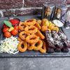 Фото к позиции меню Ассорти пивных закусок