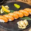 Фото к позиции меню Суши с лососем