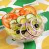 Фото к позиции меню Салат Овощной