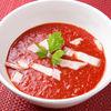 Фото к позиции меню Суп Томатный с беконом