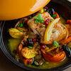Фото к позиции меню Цыпленок с овощями
