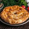 Фото к позиции меню Мини дагестанский пирог с курицей и грибами