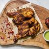 Фото к позиции меню Цыпленок с паприкой