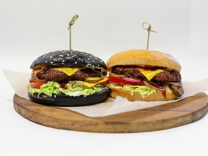 #Бургер
