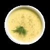 Фото к позиции меню Суп-пюре из кабачков