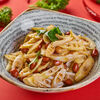Фото к позиции меню Маринованный бамбук с арахисом в остром соусе