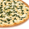 Фото к позиции меню Пицца Шпинат и Сыр
