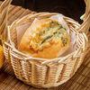 Фото к позиции меню Пампушка с сыром и чесноком
