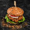 Фото к позиции меню Чикен сэндвич (16 вкусов на выбор)