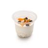 Фото к позиции меню Творог с йогуртом и сухофруктами