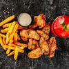 Фото к позиции меню Комбо Крылья (16 вкусов на выбор)