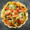 Фото к позиции меню Салат вегетарианский