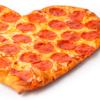 Фото к позиции меню Пицца Сердце Пепперони
