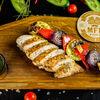 Фото к позиции меню Куриное филе с овощами