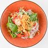 Фото к позиции меню Салат с морепродуктами