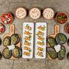 Фото к позиции меню Сет из холодных блюд