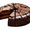Фото к позиции меню Торт Тройной Шоколад