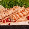 Фото к позиции меню Люля-кебаб с курицей и сыром