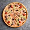 Фото к позиции меню Пицца с тунцом