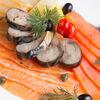 Фото к позиции меню Рыбная тарелка