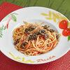 Фото к позиции меню Спагетти Пиццайола
