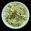 Фото к позиции меню Салат из капусты с огурцом