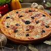 Фото к позиции меню Пицца Ассорти из копченостей