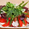 Фото к позиции меню Ассорти свежих овощей
