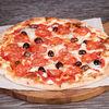 Фото к позиции меню Пицца Де Оливия горгондзола