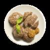 Фото к позиции меню Котлеты домашние из говядины паровые