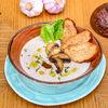 Фото к позиции меню Крем-суп из грибов