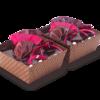 Фото к позиции меню Пирожное Вишня в шоколаде