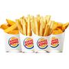 Фото к позиции меню Кинг комбо с картофелем