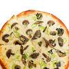 Фото к позиции меню Пицца Грибная