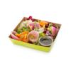 Фото к позиции меню Грин салат с арбузной редькой