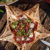 Фото к позиции меню Пицца Звезда с чили