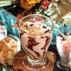 Фото к позиции меню Мороженое Кофе со сливками