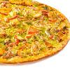 Фото к позиции меню Пицца Сырный Цыпленок Кордон Блю