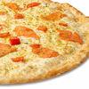 Фото к позиции меню Пицца с красной рыбой