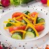 Фото к позиции меню Салат Овощной с итальянскими травами