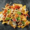 Фото к позиции меню Начос вегетарианский